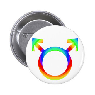 2become1 Gay Pride Button