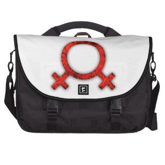2become1 Hotties Laptop Commuter Bag