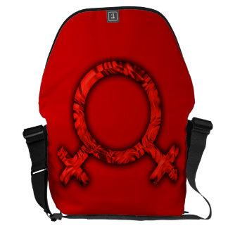 2become1 Hotties Messenger Bags