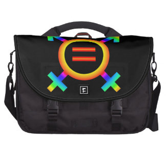 2become1 same-sex marriage bags for laptop