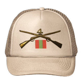 2BN 4th Infantry Regiment Enlisted Trucker Hat