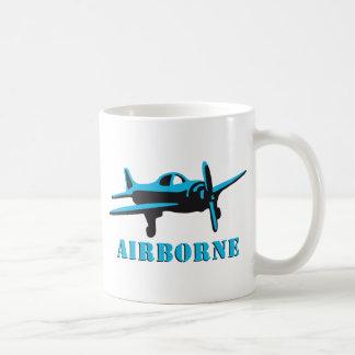 2c Airborne Taza