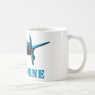 2c Airborne Tazas De Café