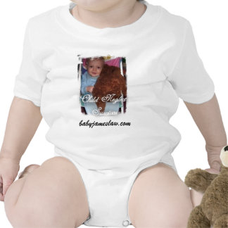 2childneglectsurvivor, babyjameslaw.com baby bodysuits
