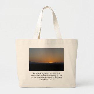 2Corinthians 10:5 Bags