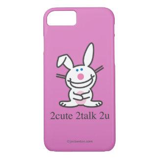 2cute 2talk 2u iPhone 8/7 case
