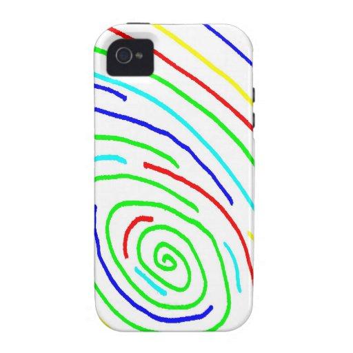 2d89e iPhone 4/4S carcasas
