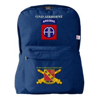 2D BN 319TH FIELD ARTY 82ND AIRBORNE BACKPACK