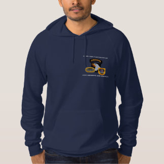 2D BN 327TH INFANTRY 101ST AIRBORNE HOODIE