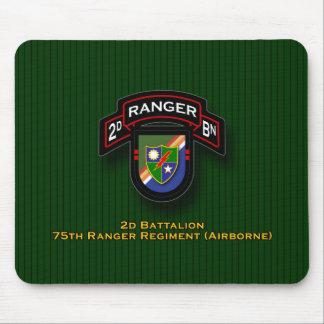 2d Bn, 75th Ranger Regiment - Airborne Mouse Pad