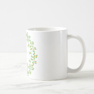 2D Embroidery @ Digital Coffee Mug