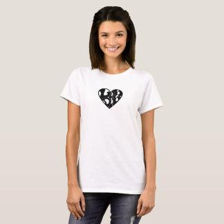 2D Lub Dub (Black) T-Shirt