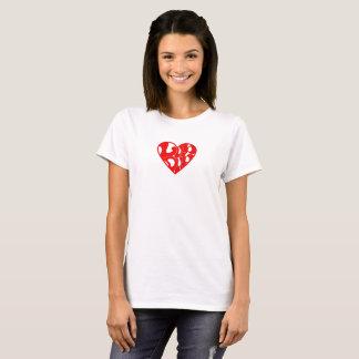 2D Lub Dub (Red) T-Shirt