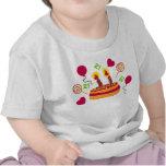 2da camiseta de la fiesta de cumpleaños de dos año