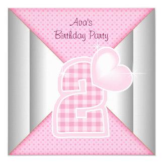 2da fiesta de cumpleaños de la magdalena de los anuncio personalizado