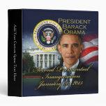 2da inauguración de presidente Obama