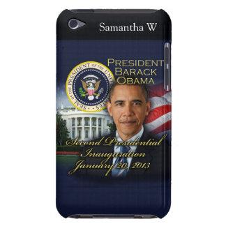 2da inauguración de presidente Obama Funda Para iPod De Barely There