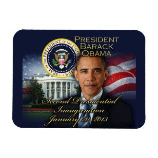 2da inauguración de presidente Obama Imán