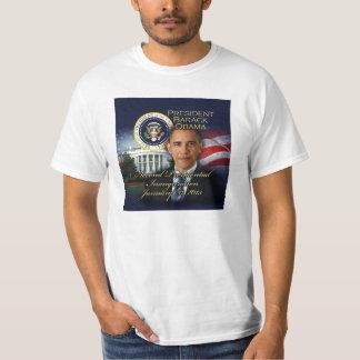 2da inauguración de presidente Obama Playeras