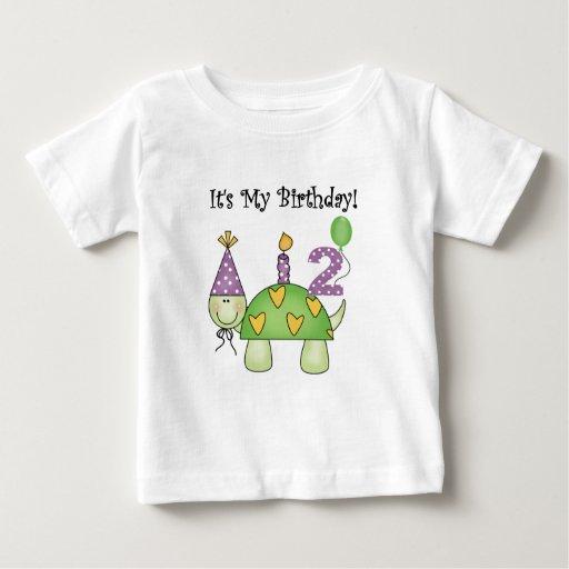 2das camisetas y regalos del cumpleaños de la