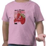 2das camisetas y regalos del cumpleaños de la baya