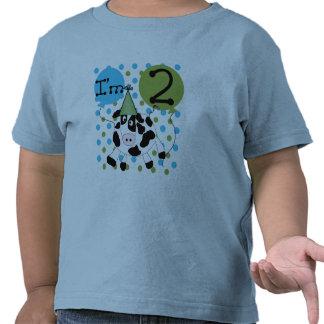 2das camisetas y regalos del cumpleaños de la vaca