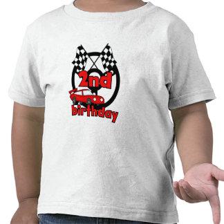 2das camisetas y regalos del cumpleaños de las car