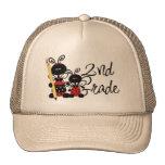 2das camisetas y regalos del grado de la mariquita gorras