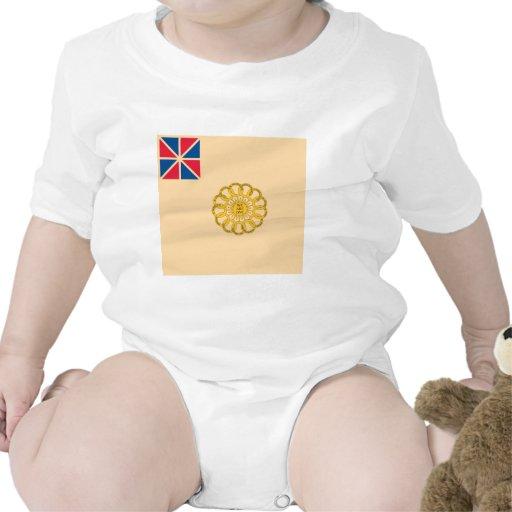 2do Bandera del regimiento de New Hampshire Traje De Bebé