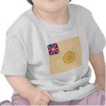 2do Bandera del regimiento de New Hampshire Camisetas