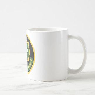 2do Caballería acorazada Taza De Café
