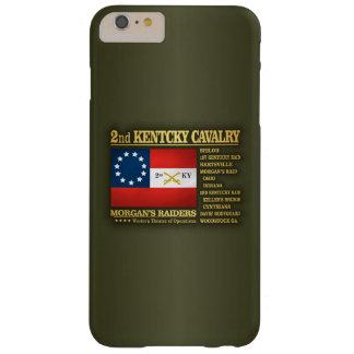 2do Caballería de Kentucky (BA2) Funda Barely There iPhone 6 Plus