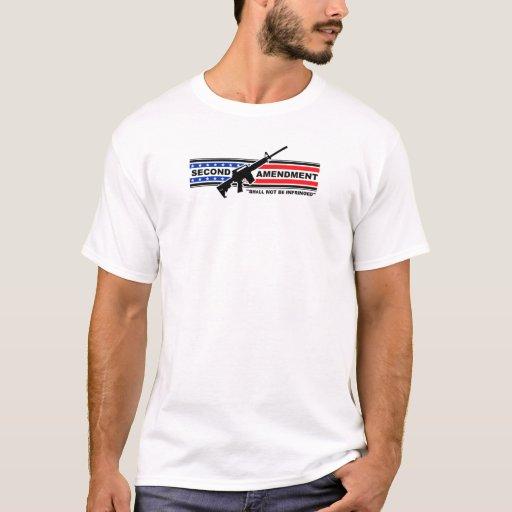 2do Camisa de la enmienda