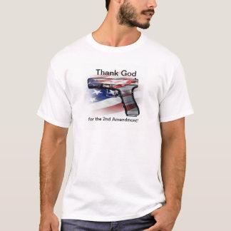 2do Camisa del patriota de la enmienda
