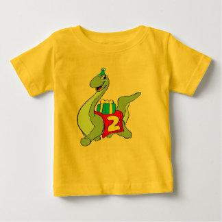 2do Camiseta de los regalos de cumpleaños