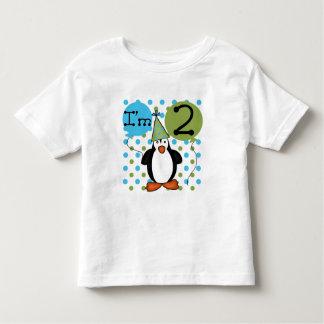 2do Camisetas y regalos del cumpleaños del Playera De Niño