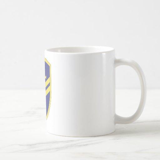 2do Comando de la ayuda Taza De Café