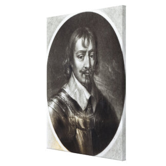 2do conde de sir Roberto Rich de Warwick Impresión En Lienzo Estirada