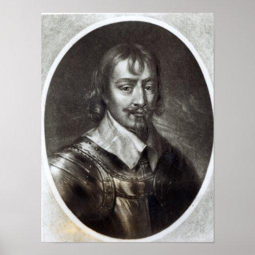 2do conde de sir Roberto Rich de Warwick Impresiones