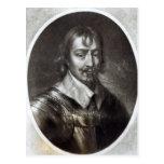 2do conde de sir Roberto Rich de Warwick Tarjetas Postales