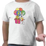 2do Conejo del cumpleaños Camiseta