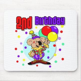 2do Cumpleaños de Australia del cumpleaños Tapete De Ratones