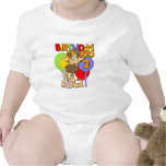 2do cumpleaños de la jirafa camisetas