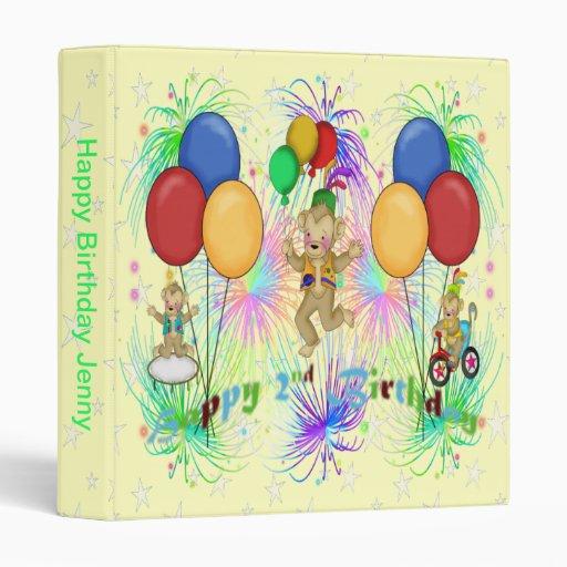 """2do cumpleaños de los monos carpeta 1"""""""