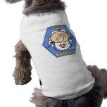 2do cumpleaños del bebé camisetas de mascota