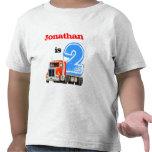 2do cumpleaños del camión rojo