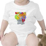 2do cumpleaños del hipopótamo trajes de bebé