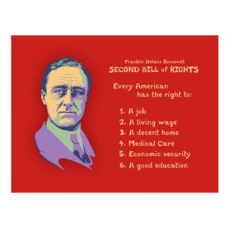 2do Declaración de Derechos Postales