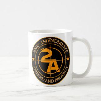 2do Enmienda 3 Taza De Café