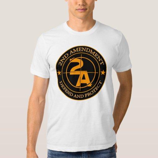 2do Enmienda Camisas